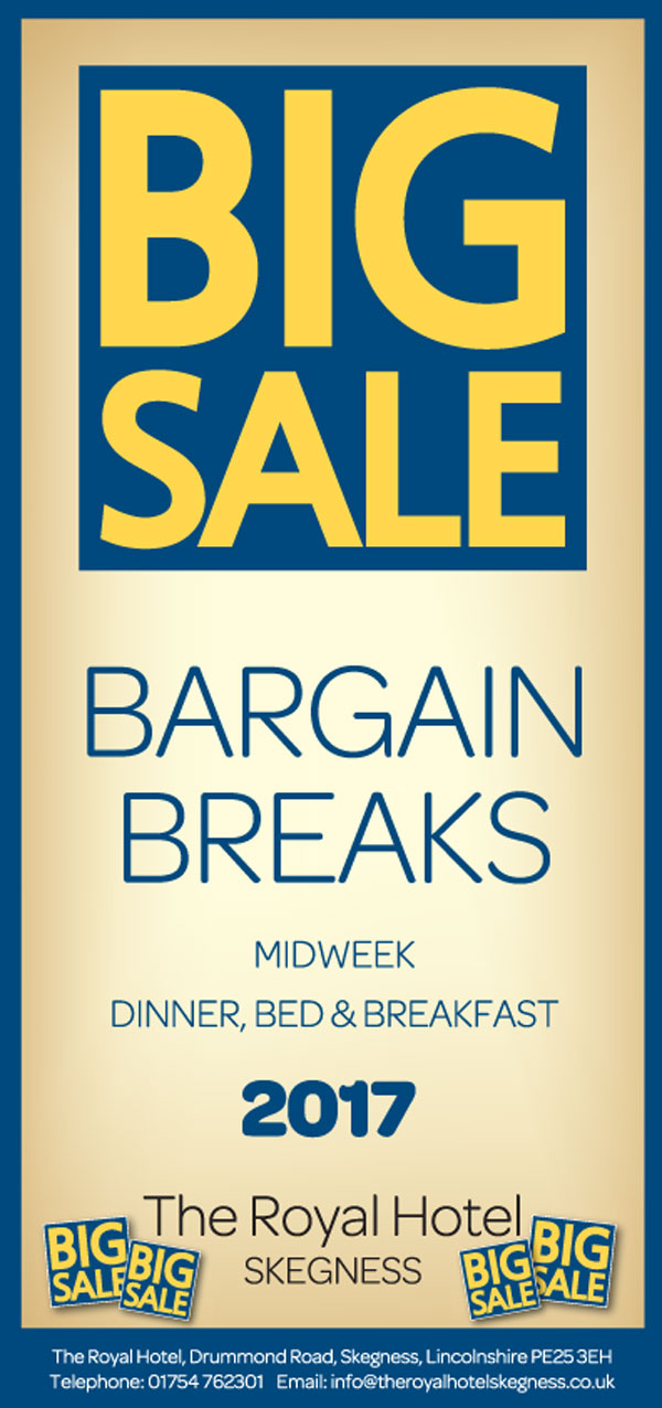 Bargain Breaks at the Royal Hotel