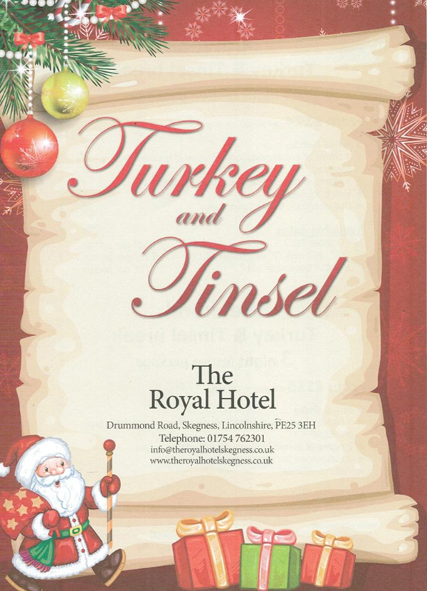 Turkey and Tinsel